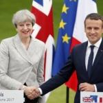 May e Macron insieme per cercare l'intesa sulla Brexit