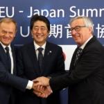 UE - Giappone: il più grande accordo commerciale bilaterale negoziato dall'Unione Europea