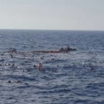 Naufragio nel Mediterraneo: 117 dispersi