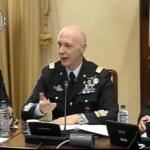 Il Capo dello Stato Maggiore della Difesa Vecciarelli alla Camera