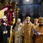 Il Metropolita di kiev eletto primate della chiesa ortodossa d'Ucraina