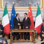 Finisce la Missione del Presidente Xi Jimping in Italia, accordo firmato