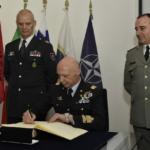Roma, Inaugurato il Centro di Eccellenza della NATO Security Force Assistant