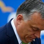 PPE sospende il partito di Orban