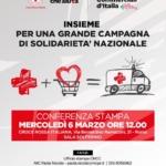 Croce Rossa e i Centri commerciali insieme per la solidarietà