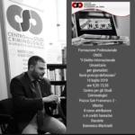 """Viterbo, giornalisti e reporter al corso """"Il Diritto Internazionale Umanitario per giornalisti"""""""