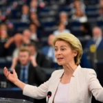 Ursula Von der Leyen, prima donna presidente della Commissione europea
