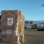 Venezuela, a Caracas un carico di aiuti umanitari dallaCroce Rossa