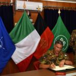 Afganistan, il comandante del comando operativo interforze italiano visita la missione