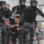 Mosca, più di mille arresti per le proteste contro il Governo Putin