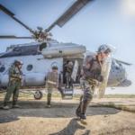"""Missione in Kosovo: militari italiani partecipano all'esercitazione """"Tangled Eel""""."""