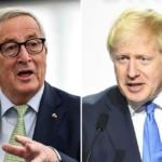 Brexit, vertice Johnson – Junker e risoluzione parlamentare in vista dell'uscita dall'UE