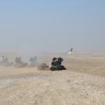 Attivita' tattica In Qatar per le Forze Armate Italiane
