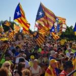 Barcellona, giorni di protesta degli indipendentisti catalani