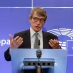 Tour europeo per Sassoli, il presidente incontra Macron, Merkel e Johnson