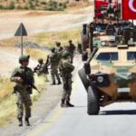 La Turchia attacca le forze curde nel Nord della Siria