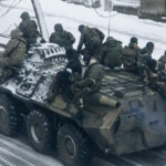 L'Ucraina intensifica il ritiro delle truppe dalla zona orientale del paese