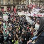 Francia ancora in subbuglio: sviluppi delle mobilitazioni contro la riforma delle pensioni