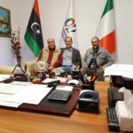 Libia, Imprenditore venetorealizzail primo laboratorio ortopedico a Misurata