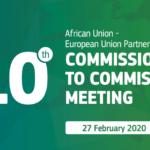 EU – AU, il meeting delle Commissioni