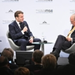 Conferenza di Monaco: Macron guarda ad Oriente