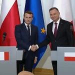 Macron in Polonia: rilancio costruttivo delle relazioni franco-polacche