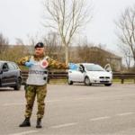 COVID-19, nuova ordinanza vieta qualsiasi spostamento fuori dal comune di residenza, l'Esercito chiamato a rinforzare le forze dell'ordine.