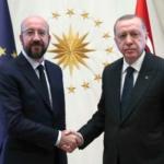 UE-Turchia: Charles Michel incontra Erdoğan ad Ankara