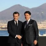 Napoli, 35 ° vertice italo-francese