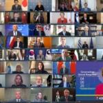 La commissione europea lancia la Riposta globale al coronavirus: 7,4 miliardi di euro raccolti
