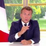 """Macron dichiara tutta la Francia continentale """"zona verde"""": il via libera del Presidente alla riapertura"""