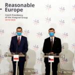 Visegrad, l'incontro tra i quattro Paesi per il Recovery Fund