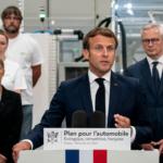 Il piano francese per un'industria automobilistica più ecologica e più competitiva