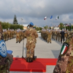 UNIFIL Medal Parade al Sector West