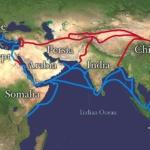 La via della seta e l'espansione economica cinese