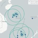 Mar della cina, attive nuove piattaforme di monitoraggio cinesi