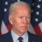 Biden in conferenza online al Senato: una campagna elettorale anti-Covid19.
