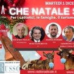 Eureca: forum sul Natale con Don Paglia, Brunetta ed o sindaci di Cortina e Sorrento