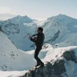 Cortina 2021: il violinista Andrea Casta in Eurovisione alla cerimonia d'apertura dei Campionati del Mondo di Sci Alpino