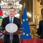 Mario Draghi alla guida del paese