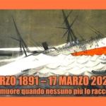 12 Marzo 1891 il naufragio del piroscafo Utopia