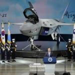 KF-21, il nuovo prototipo di jet da combattimento dell'industria aeronautica sudcoreana