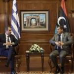 Non solo Draghi, anche il premier greco Mitsotakis vola in Libia