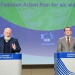 Azzerare l'inquinamento atmosferico, idrico e del suolo: il piano d'azione dell'UE