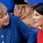 Aufwiedersehen Angela! Come cambia l'Europa con i Verdi tedeschi.