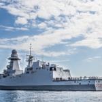 Nave Rizzo termina la missione Gabinia nelle acque del Golfo di Guinea