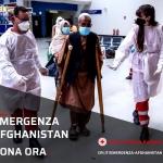 Afghanistan, la Croce Rossa lancia raccolta fondi
