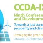 Capo Verde ospita la nona conferenza sui cambiamenti climatici e lo sviluppo in Africa