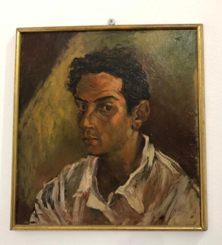 Renato Guttuso Autoritratto